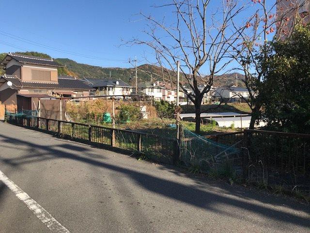 土地 周南市大字徳山字松の前 現地写真