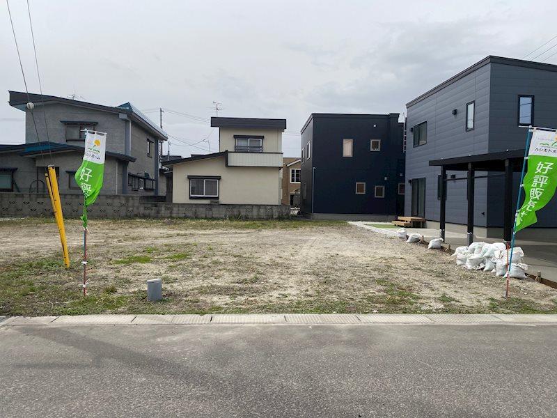 【土地】新田分譲地B区画 外観写真