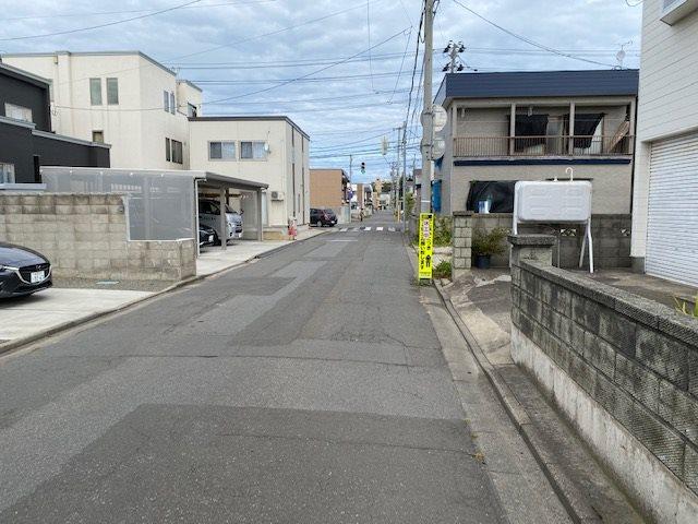 国道アクセス・バス通勤可能!