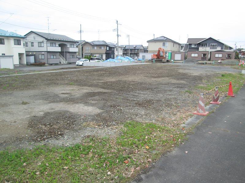 【建築条件付】八戸市新井田西2丁目_土地【№4】  外観写真