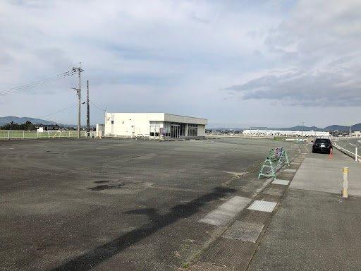 鹿本町梶屋店舗付土地 外観写真