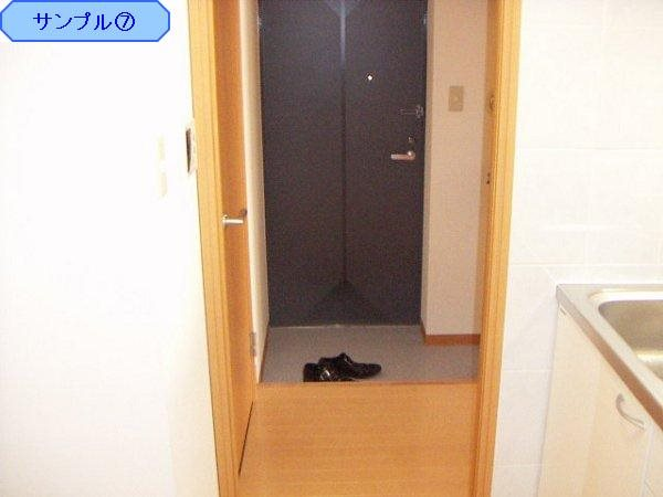 【会員限定】グレースパレス 現地写真(玄関)