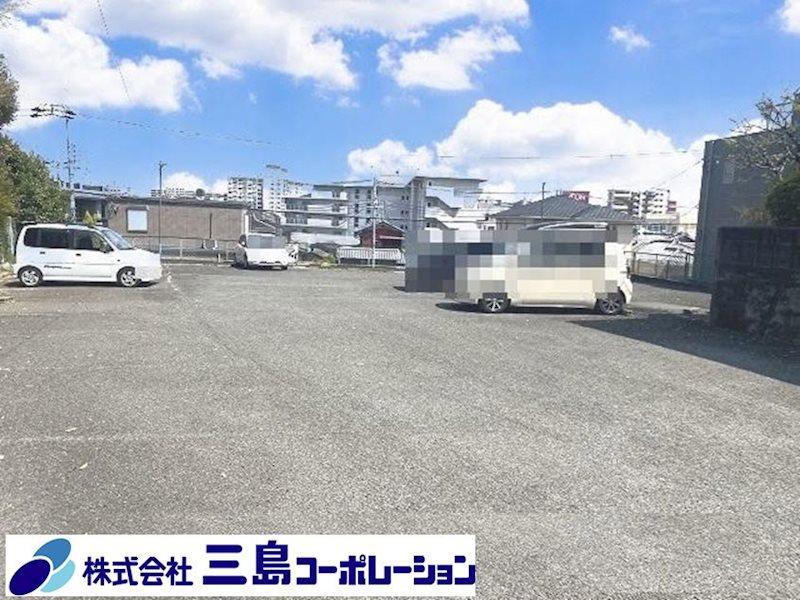 茨木市下穂積4丁目 売土地 外観写真
