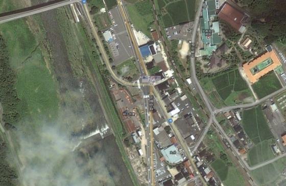 西伯郡伯耆町溝口の土地 外観写真